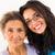 amabilidad · familia · ancianos · Pareja · otro - foto stock © lighthunter