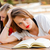mérges · diák · unatkozik · gyermek · oktatás · szomorú - stock fotó © lighthunter