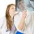 médico · falante · retrato · um - foto stock © lighthunter