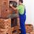 работник · равномерный · здании · традиционный · масса · печи - Сток-фото © lightkeeper