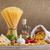 クローズアップ · パスタ · 袋 · 食品 · キッチン · 赤 - ストックフォト © lightkeeper
