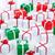 Noël · présente · papier · boîte · blanche · présents - photo stock © lightkeeper