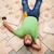 человека · керамической · полу · плитки - Сток-фото © lightkeeper