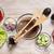 malzemeler · sebze · salata · bıçak - stok fotoğraf © lightkeeper