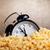時間 · パスタ · 目覚まし時計 · カバー · クロック · 金 - ストックフォト © lightkeeper