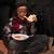 condivisione · alimentare · bisognoso · ragazzi · mani · fetta - foto d'archivio © lightkeeper