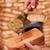 edifício · alvenaria · aquecedor · trabalhador · mãos - foto stock © lightkeeper