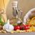 パスタ · 小麦 · スタジオ · 農業 · 新鮮な · スパゲティ - ストックフォト © lightkeeper