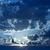 sugarak · napsütés · felhők · sötét · felirat · vihar - stock fotó © lightkeeper