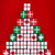 christmas tree made of tiny gift boxes stock photo © lightkeeper
