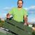 крыши · молота · Top · мнение · строительство - Сток-фото © lightkeeper