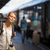 довольно · посадка · поезд · назначение · ждет - Сток-фото © lightpoet