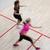 dos · femenino · calabacín · jugadores · rápido · acción - foto stock © lightpoet