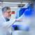 weiblichen · Forscher · tragen · heraus · Forschung · Chemie - stock foto © lightpoet