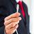 молодые · бизнесмен · Ethernet · кабеля · важность - Сток-фото © lightpoet