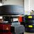 dentro · garaje · superficial · color · invierno - foto stock © lightpoet
