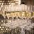 şampanya · gözlük · kabarcıklar · yansıma · siyah · şarap - stok fotoğraf © lightpoet