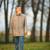 portret · senior · man · buitenshuis · lopen · park - stockfoto © lightpoet