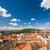 yaz · konut · Prag · Çek · Cumhuriyeti · Bina · mimari - stok fotoğraf © lightpoet