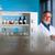 senior · chemie · lab · kleur · computer · kantoor - stockfoto © lightpoet