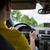 mani · uomo · volante · mano · guida · autostrada - foto d'archivio © lightpoet