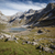splendid mountain lake in swiss alps glattalpsee stock photo © lightpoet
