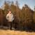 retrato · altos · hombre · aire · libre · feliz · forestales - foto stock © lightpoet