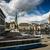 Zurigo · cityscape · clock · panorama · estate - foto d'archivio © lightpoet