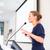 女性 · 大学 · 女性 · スピーカー · プレゼンテーション · 講義 - ストックフォト © lightpoet
