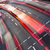 motion blurred city road traffic color toned image stock photo © lightpoet