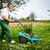 portrait of a senior man gardening in his garden stock photo © lightpoet