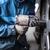 mechanik · koła · nowoczesne · samochodu · kolor · zimą - zdjęcia stock © lightpoet