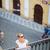 bastante · jovem · feminino · turista · estudar · mapa - foto stock © lightpoet