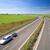 highway traffic on a lovely sunny summer day stock photo © lightpoet