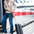 train · plate-forme · vitesse · texture · ville · rue - photo stock © lightpoet