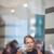 mulher · alimentação · sushi · comida · japonês · restaurante - foto stock © lightpoet