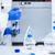 handen · onderzoeker · uit · wetenschappelijk · onderzoek · lab - stockfoto © lightpoet