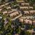 suburbana · case · residenziale · strada · rosso · mattone - foto d'archivio © lightpoet
