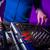 mains · musique · mixeur · fête · jouer · couleur - photo stock © lightpoet