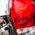 posto · de · gasolina · bombear · enchimento · gasolina · verde · carro - foto stock © lightpoet