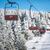 esquiar · elevador · montanha · recorrer · esportes · paisagem - foto stock © lightpoet
