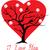 dulce · pastel · San · Valentín · patrón · jpg · formato - foto stock © lilac