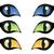 sarı · gözler · siyah · panter · karanlık · göz - stok fotoğraf © lilac