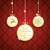 piros · zöld · klasszikus · karácsony · címkék · szett - stock fotó © limbi007