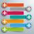 опции · Баннеры · вектора · дизайна · красочный - Сток-фото © limbi007