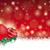 Navidad · saludo · rojo · nieve - foto stock © limbi007
