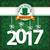 St. Patricks Day Vintage 2017 stock photo © limbi007