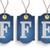 klassiek · bieden · jeans · prijs · stickers · tekst - stockfoto © limbi007