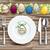 páscoa · conselho · decorativo · ovos · projeto · fundo - foto stock © limbi007