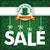 St. Patricks Day Vintage Sale stock photo © limbi007